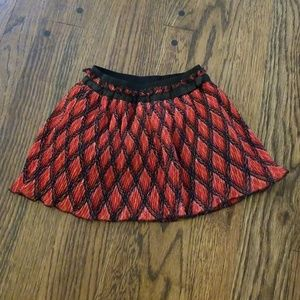 Nwot baby girl skirt